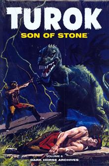 TUROK SON OF STONE ARCHIVES HC VOL 06