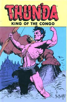 THUNDA KING OF CONGO ARCHIVES HC VOL 01