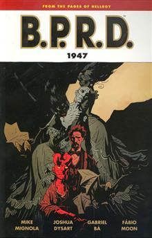 BPRD TP VOL 13 1947
