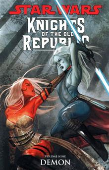 STAR WARS KNIGHTS O/T OLD REPUBLIC TP VOL 09 DEMON
