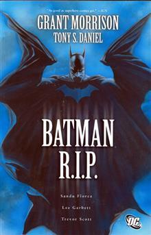 BATMAN R.I.P. TP