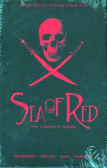 SEA OF RED SLIPCASE COLL (MR) (C: 0-0-2)