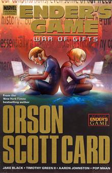 ENDERS GAME WAR OF GIFTS PREM HC