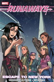 RUNAWAYS ESCAPE TO NEW YORK TP