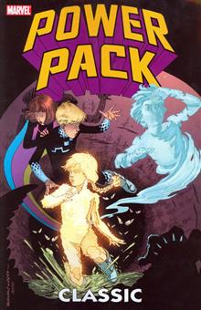 POWER PACK CLASSIC TP VOL 02
