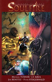 SOULFIRE TP VOL 01 PART 02 (C: 0-1-2)