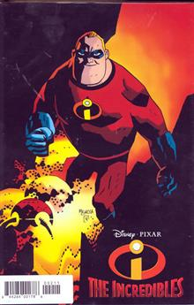 INCREDIBLES HC VOL 01 SDCC 2009 SP ED
