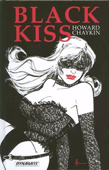 HOWARD CHAYKIN BLACK KISS HC (A)
