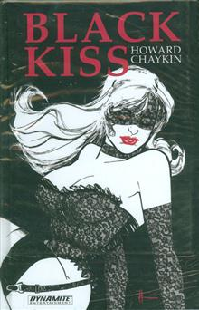 HOWARD CHAYKIN BLACK KISS HC SGN ED