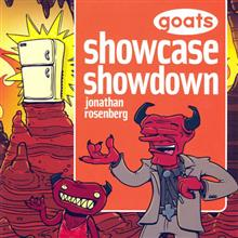 GOATS TP VOL 03 SHOWCASE SHOWDOWN