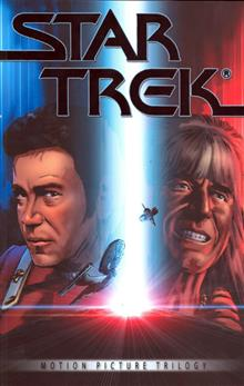 STAR TREK MOTION PICTURE TRILOGY TP