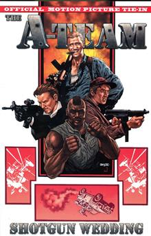 A-TEAM SHOTGUN WEDDING TP