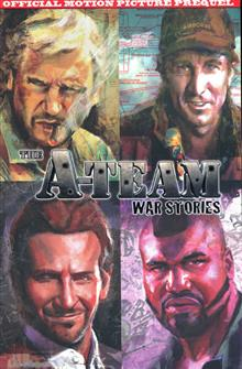 A-TEAM WAR STORIES TP