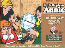 COMPLETE LITTLE ORPHAN ANNIE HC VOL 05