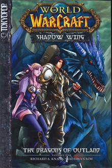WARCRAFT SHADOW WING GN VOL 01 DRAGONS OF OUTLAND