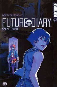 FUTURE DIARY GN VOL 06 (OF 8) (MR) (C: 0-1-1)