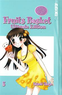 FRUITS BASKET ULTIMATE ED GN VOL 05 (OF 4)