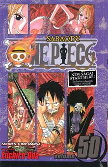 ONE PIECE TP VOL 50 (C: 1-0-1)