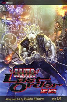 BATTLE ANGEL ALITA LAST ORDER TP VOL 13 (C: 1-0-1)