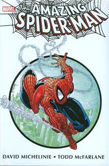 AMAZING SPIDER-MAN OMNIBUS HC
