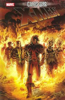 CHAOS WAR X-MEN TP