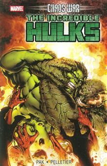 CHAOS WAR INCREDIBLE HULKS TP