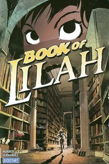 BOOK OF LILAH GN (RES) (NOTE PRICE)