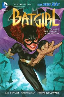 BATGIRL HC VOL 01 THE DARKEST REFLECTION