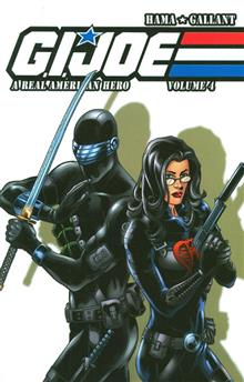 GI JOE A REAL AMERICAN HERO TP VOL 04