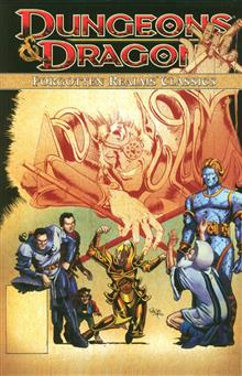 DUNGEONS & DRAGONS FORGOTTEN REALMS TP VOL 03