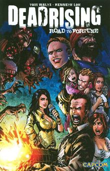 DEAD RISING ROAD TO FORTUNE TP