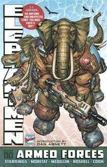 ELEPHANTMEN TP VOL 00 (MR)