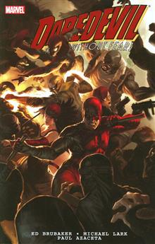 DAREDEVIL BY BRUBAKER AND LARK ULT COLL TP BOOK 02