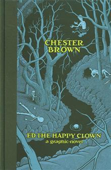 ED THE HAPPY CLOWN HC (MR)