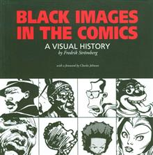 BLACK IMAGES IN THE COMICS SC