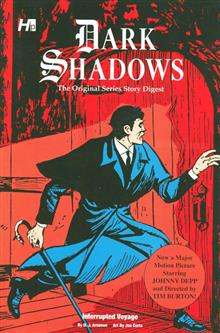 DARK SHADOWS ORIGINAL SERIES STORY DIGEST