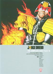 JUDGE DREDD COMPLETE CASE FILES TP VOL 19