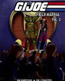 GI JOE FIELD MANUAL SC VOL 02