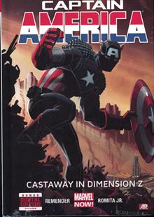CAPTAIN AMERICA PREM HC VOL 01 CASTAWAY DIMENSION