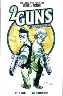 TWO GUNS SECOND SHOT DLX ED TP