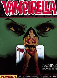 VAMPIRELLA ARCHIVES HC VOL 07 (C: 0-1-2)