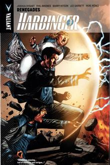 HARBINGER (VU) TP VOL 02 RENEGADES