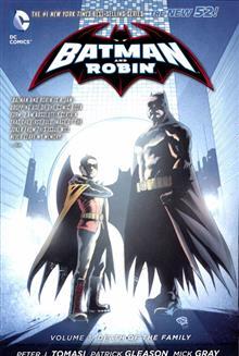 BATMAN & ROBIN TP VOL 03 DEATH OF THE FAMILY (N52)