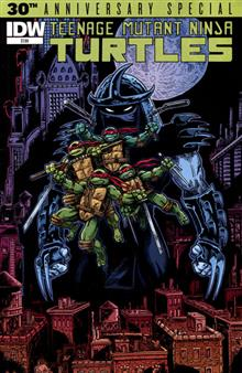 TMNT 30TH ANNIVERSARY SPECIAL