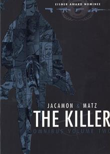 KILLER OMNIBUS TP VOL 02 (MR)