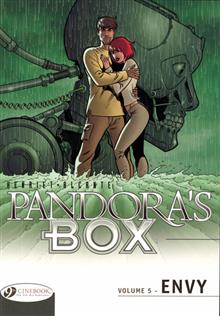 PANDORA BOX GN VOL 05 ENVY (MR)