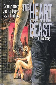 HEART OF THE BEAST HC 20TH ANNV SGN ED