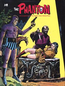 PHANTOM COMP SERIES HC CHARLTON YEARS VOL 03