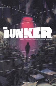 BUNKER TP VOL 01 (MR)