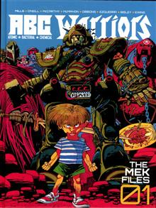 ABC WARRIORS MEK FILES HC VOL 01 (MR)